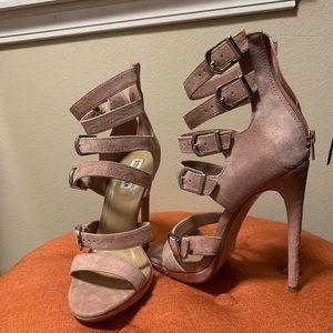Steve Madden ROSE heels size 8M